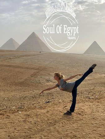 Experience the Soul Of Egypt through your heart.  #Pyramids - #Egypt
