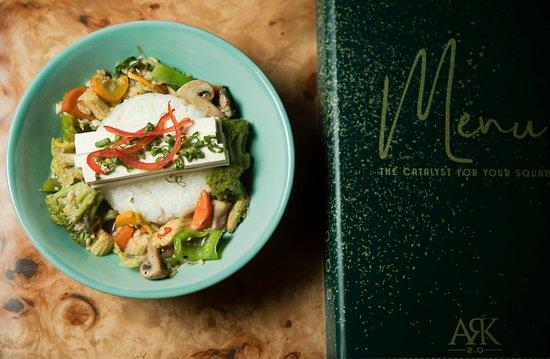Ark Bar: Healthy Meal