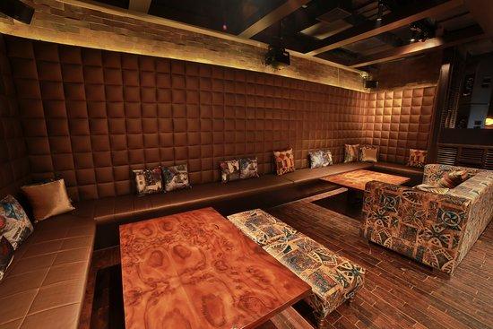 Ark Bar: Sitting