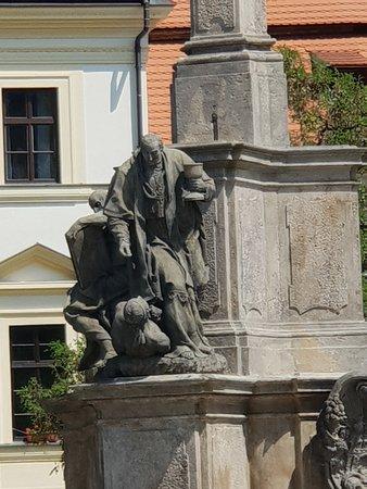 The Holy Trinity Column 사진
