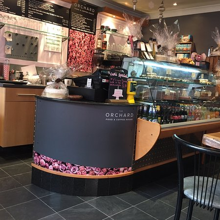 Lunch Picture Of The Orchard Food Coffee House Yeovil Tripadvisor