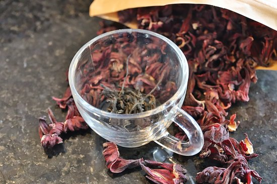 Hibiscus Tea sourced from Assam