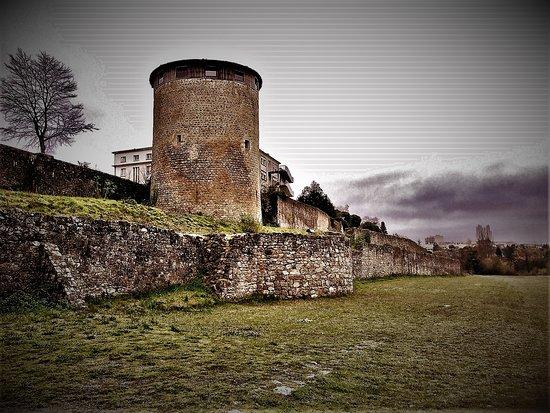Les remparts de Parthenay