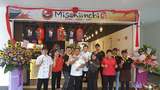 Misokimchi Tanah Rata: Our mischievous team
