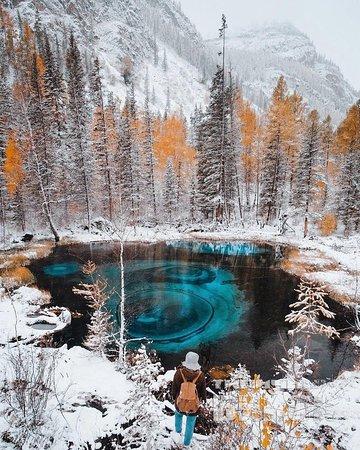 Republic of Altai, Russia: В горах Алтая