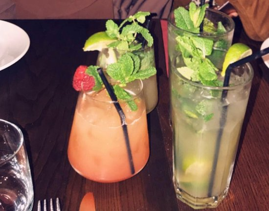 Massis Lebanese Grill & Bar - Paddington: drinks