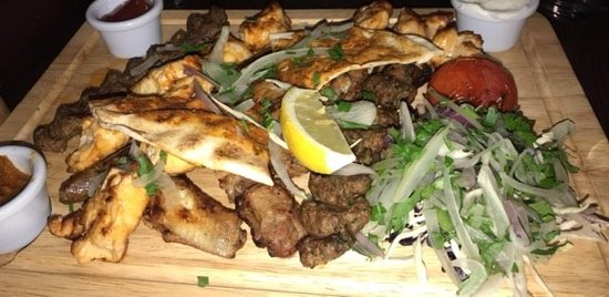 Massis Lebanese Grill & Bar - Paddington: main