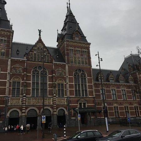 Il Rijksmuseum (Museo Nazionale)