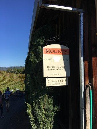 Wine Cube Tours: Mounts Winery