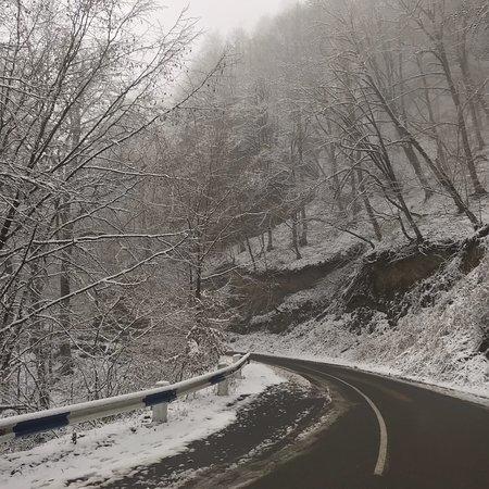 Amazing snow experience