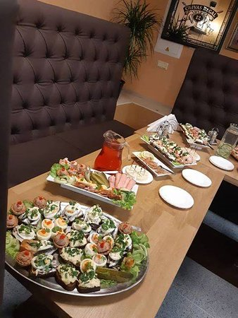 Hullu Jaani Grill: Snacks for party
