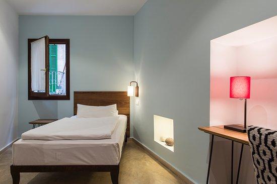 Palau Sa Font: Single Room