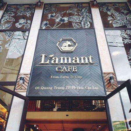 L'amant Cafe 08 Quang Trung, Pleiku, Gia Lai