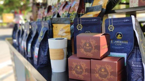 L'amant Cafe: L'amant Products