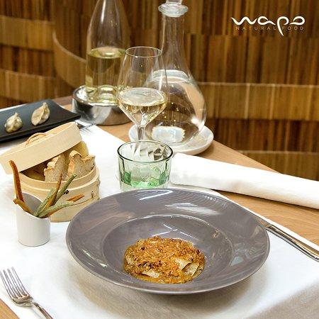 Wapo Natural Food: LASAGNA SARACENA Morbide sfoglie di grano saraceno con ragout di coniglio ed erbette aromatiche