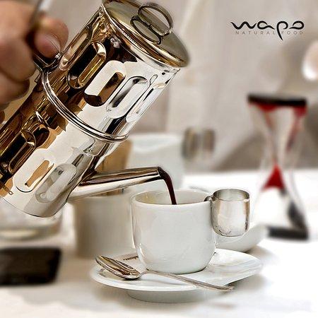 Wapo Natural Food: Il nostro caffè