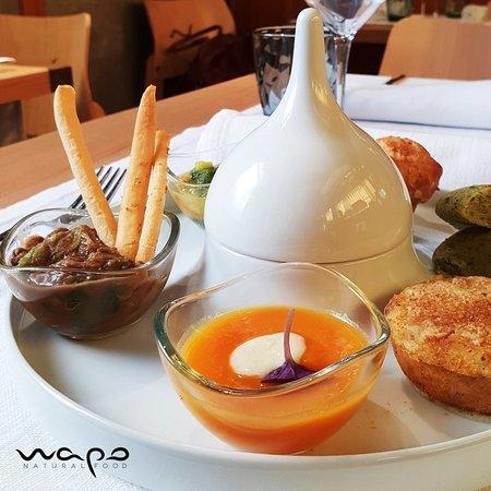 Wapo Natural Food: WaPranzo