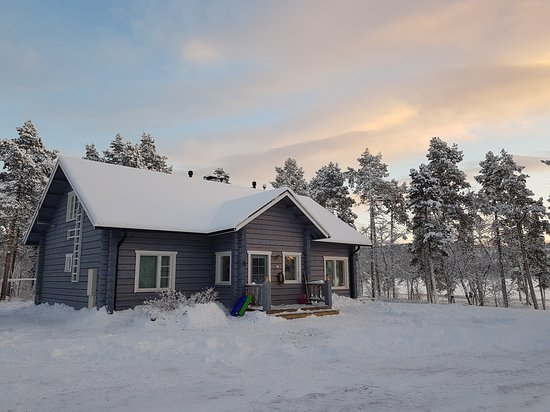 Inari, Finlandia: Experience a private Home Visit at Angeli reindeer farm.