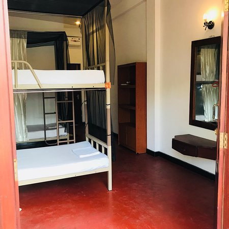Private Bed in a Dormitory @ Space Garden Hostel