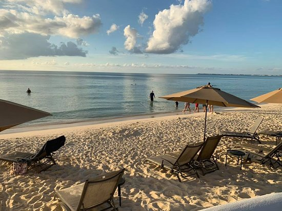 Regal Beach Club: Private part of 7 Mile