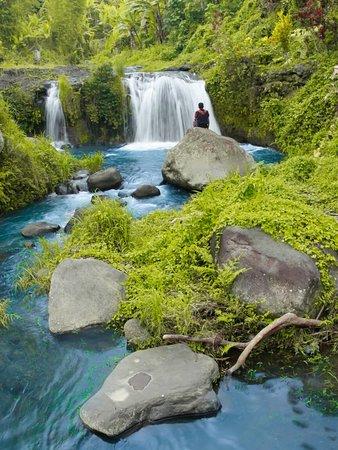 A new waterfall found in Sesaot, Narmada.