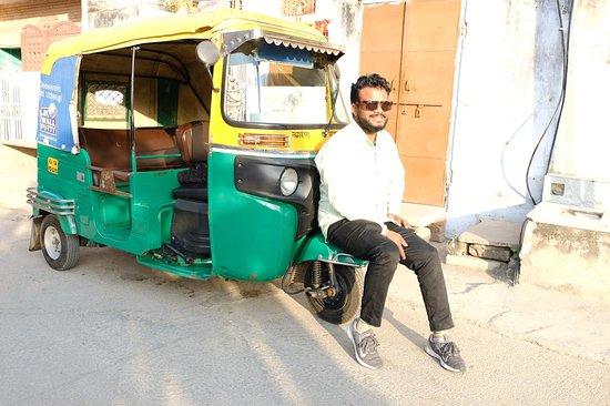 Jaipur Chillout Tuk Tuk