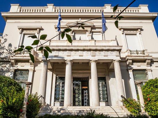 Benaki Athens by segyourway