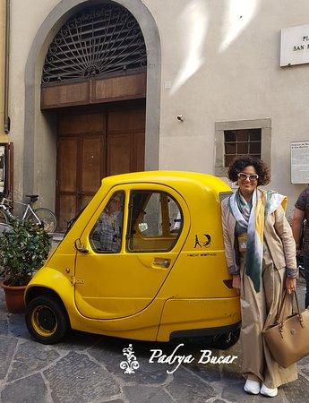 Curiosidades das ruas de Florença