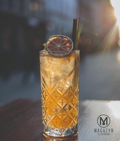 Cocktail w Magazynie