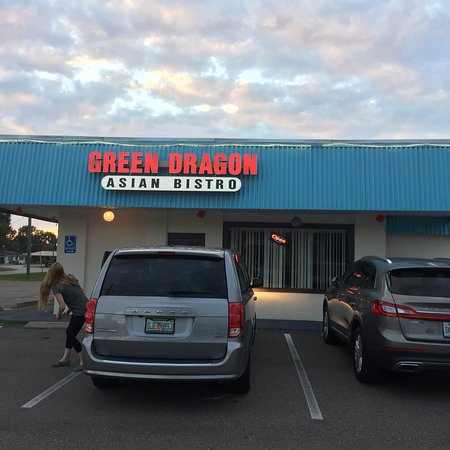 Green Dragon Asian Bistro