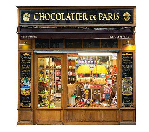 Chocolatier de Paris