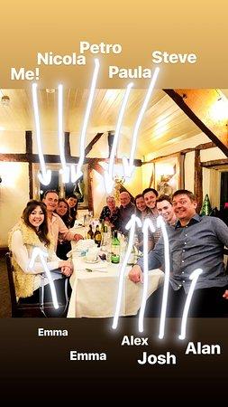 Old Basing, UK: Team Ideal Imaging!