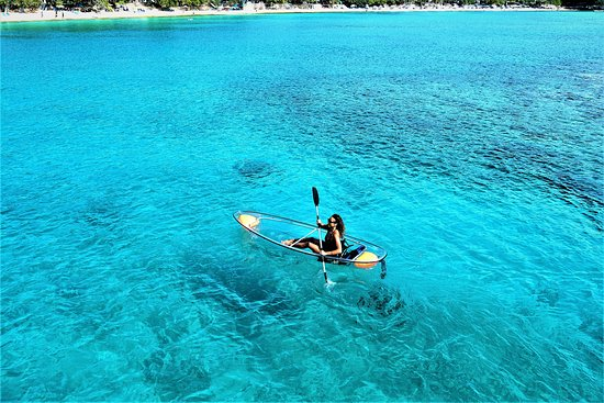 Crystal Clear Kayaks Punta Cana and Sosua Bay