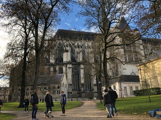 Cathedrale Notre-Dame d'Amiens: amiens