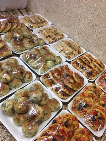 Bakery - pastries
