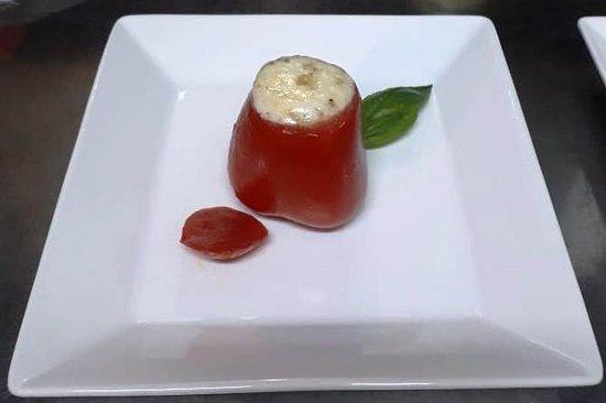 Osteria Italia: Pomodoro ripieno