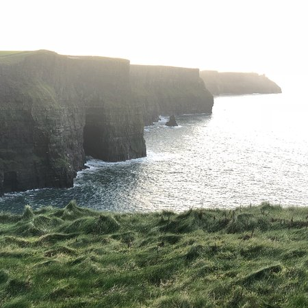 Clift Of Moher - An Interesting Landscape