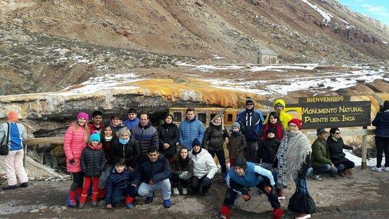 Puente del Inca, Argentina: tour de alta montaña