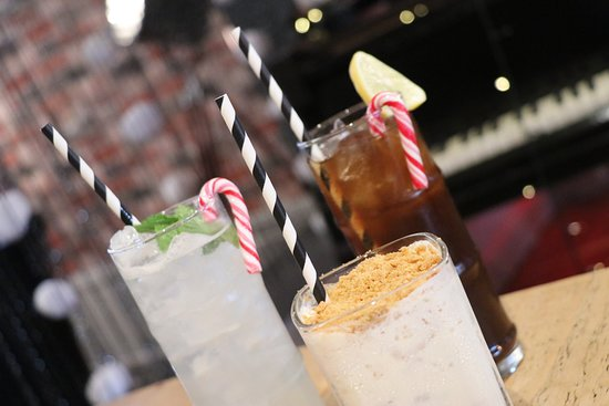 The Lodge Bar & Dining at Littleover Lodge : Christmas Special Cocktail 2018