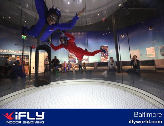 iFLY Baltimore