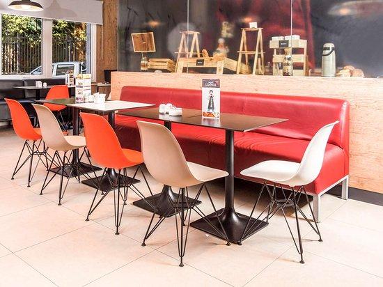 Ibis Asuncion: Restaurant