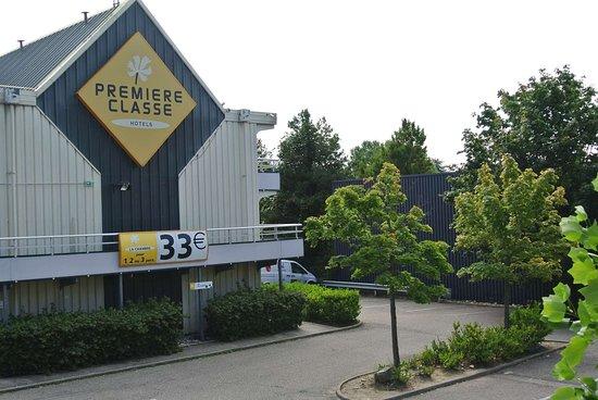 Premiere Classe Lyon Sud - Chasse sur Rhone Vienne: Première Classe Chasse Sur Rhône