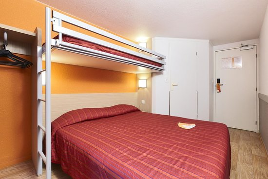 Premiere Classe Amiens: Guest Room
