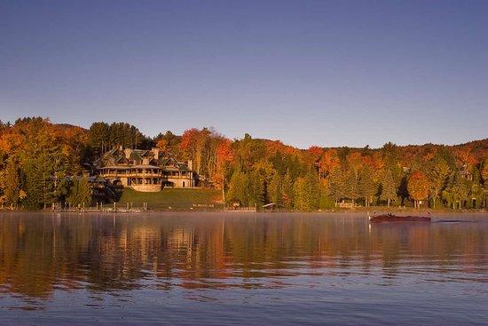 Lake Placid Lodge: Exterior_lodge