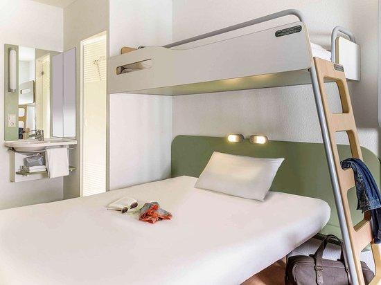 Ibis Budget Berlin Alexanderplatz : Guest room