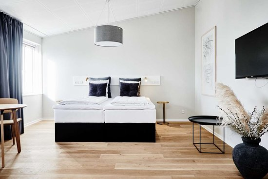 Kalundborg Deluxe Suite with Ocean View