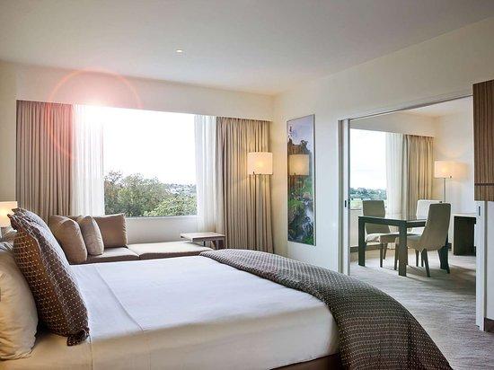 Эллерсли, Новая Зеландия: Guest room