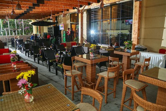 Ramada by Wyndham Addis Ababa: Restaurant