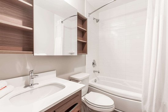 Kirkland Lake, Kanada: Bathroom