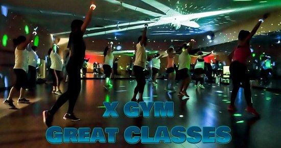 X Gym Sports Mall